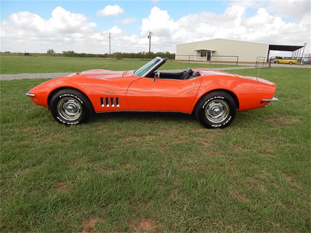 Large Picture of 1969 Chevrolet Corvette - $59,950.00 Offered by Lone Star Muscle Cars - L8JY