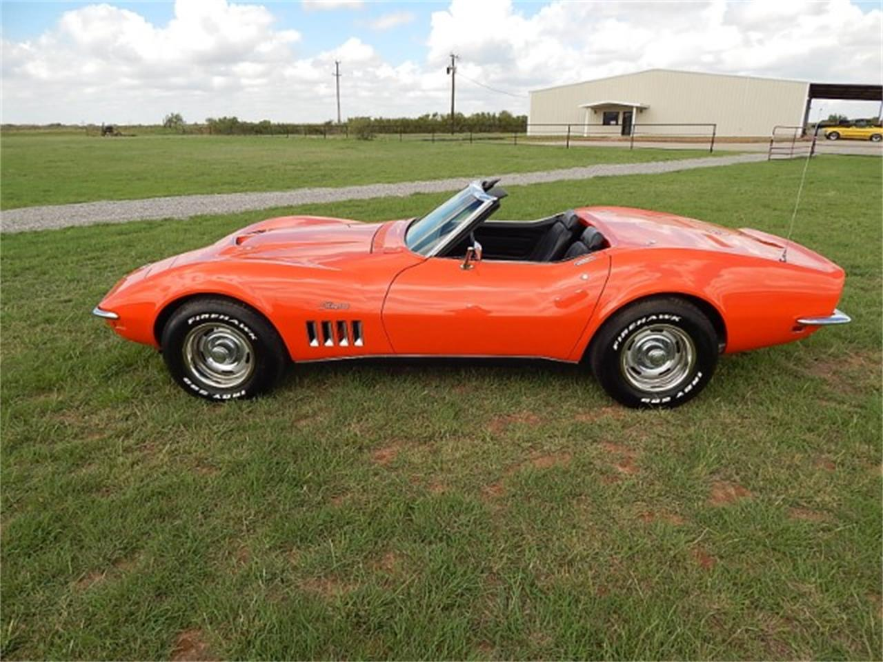 Large Picture of 1969 Chevrolet Corvette located in Texas - L8JY