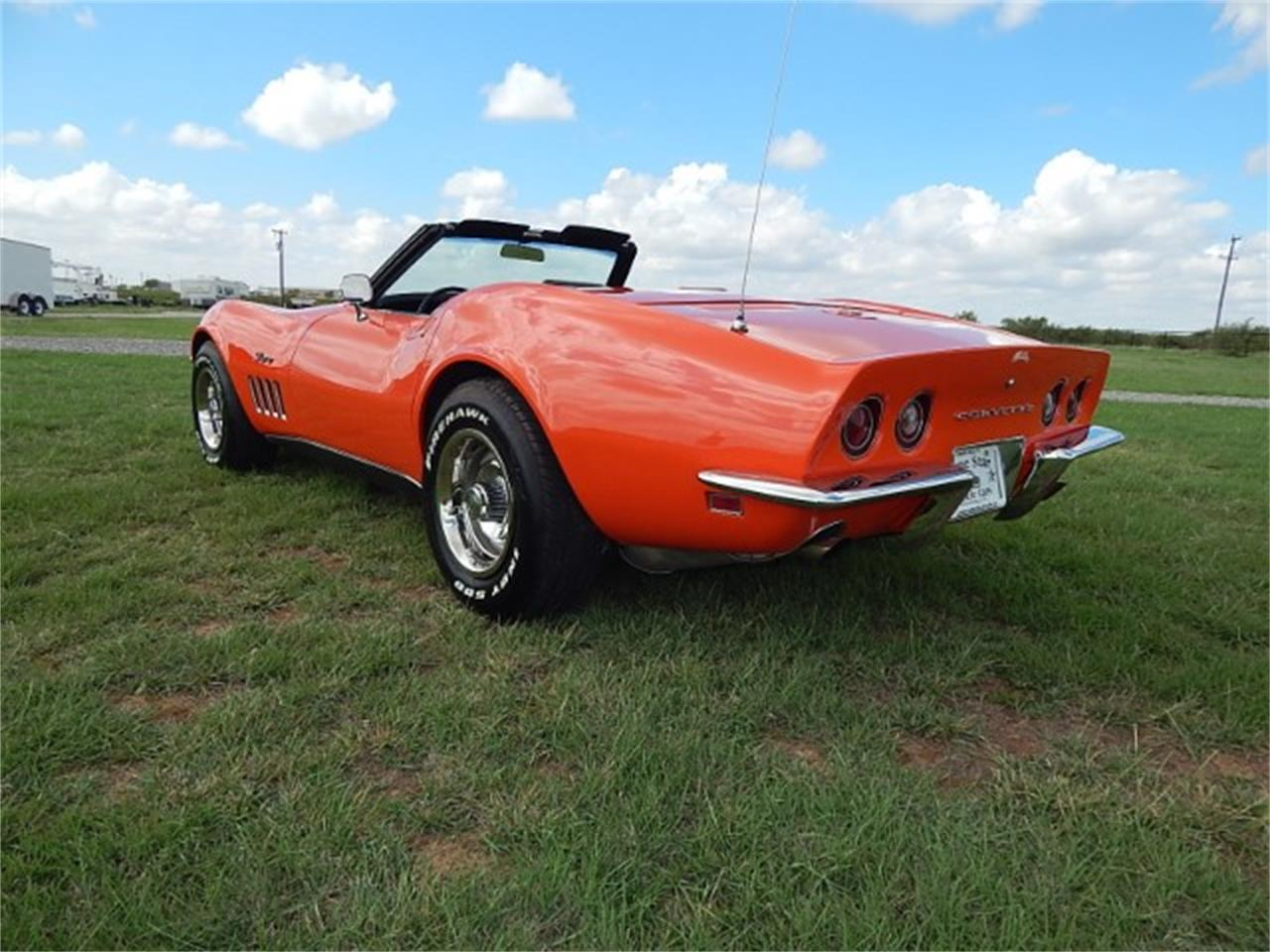 Large Picture of 1969 Corvette located in Wichita Falls Texas - $59,950.00 - L8JY