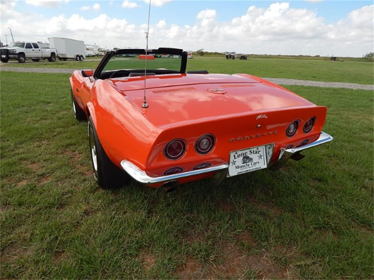 Large Picture of '69 Corvette located in Wichita Falls Texas - $59,950.00 - L8JY