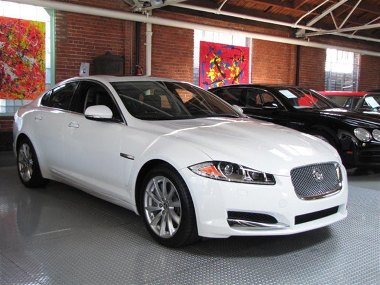 Large Picture of '13 Jaguar XF located in Hollywood California - $23,750.00 - LEJJ