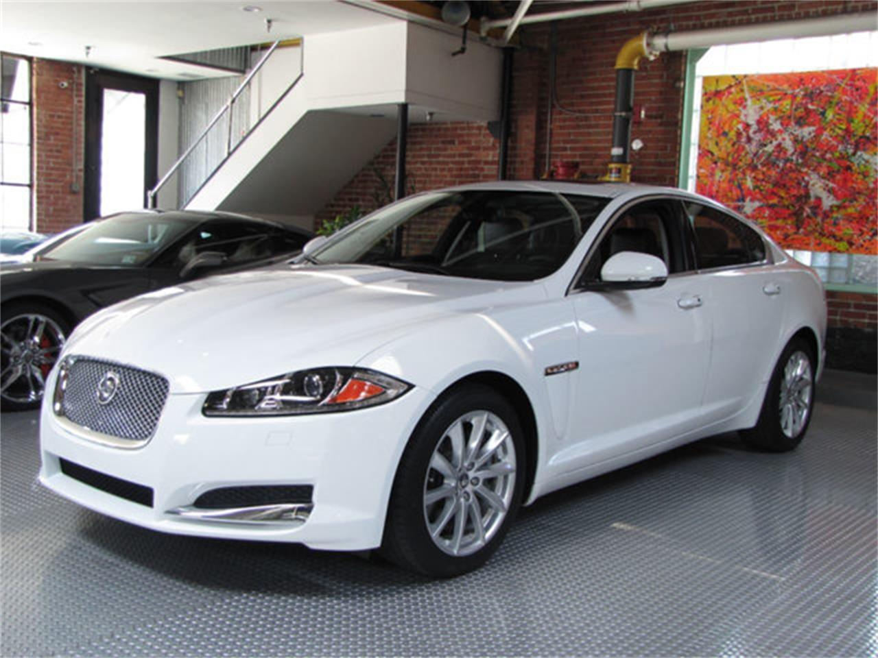 Large Picture of '13 Jaguar XF located in California - $23,750.00 - LEJJ