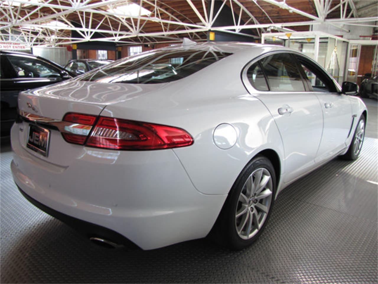 Large Picture of 2013 Jaguar XF located in Hollywood California Offered by JEM Motor Corp. - LEJJ