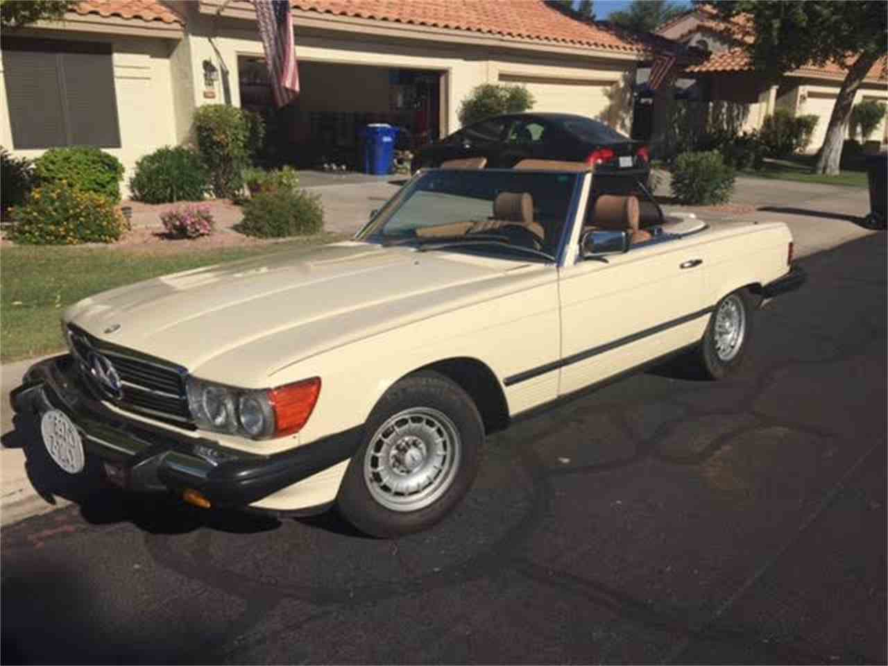 Large Picture of 1985 Mercedes-Benz 380SL located in Tempe Arizona - $7,000.00 - LEKA
