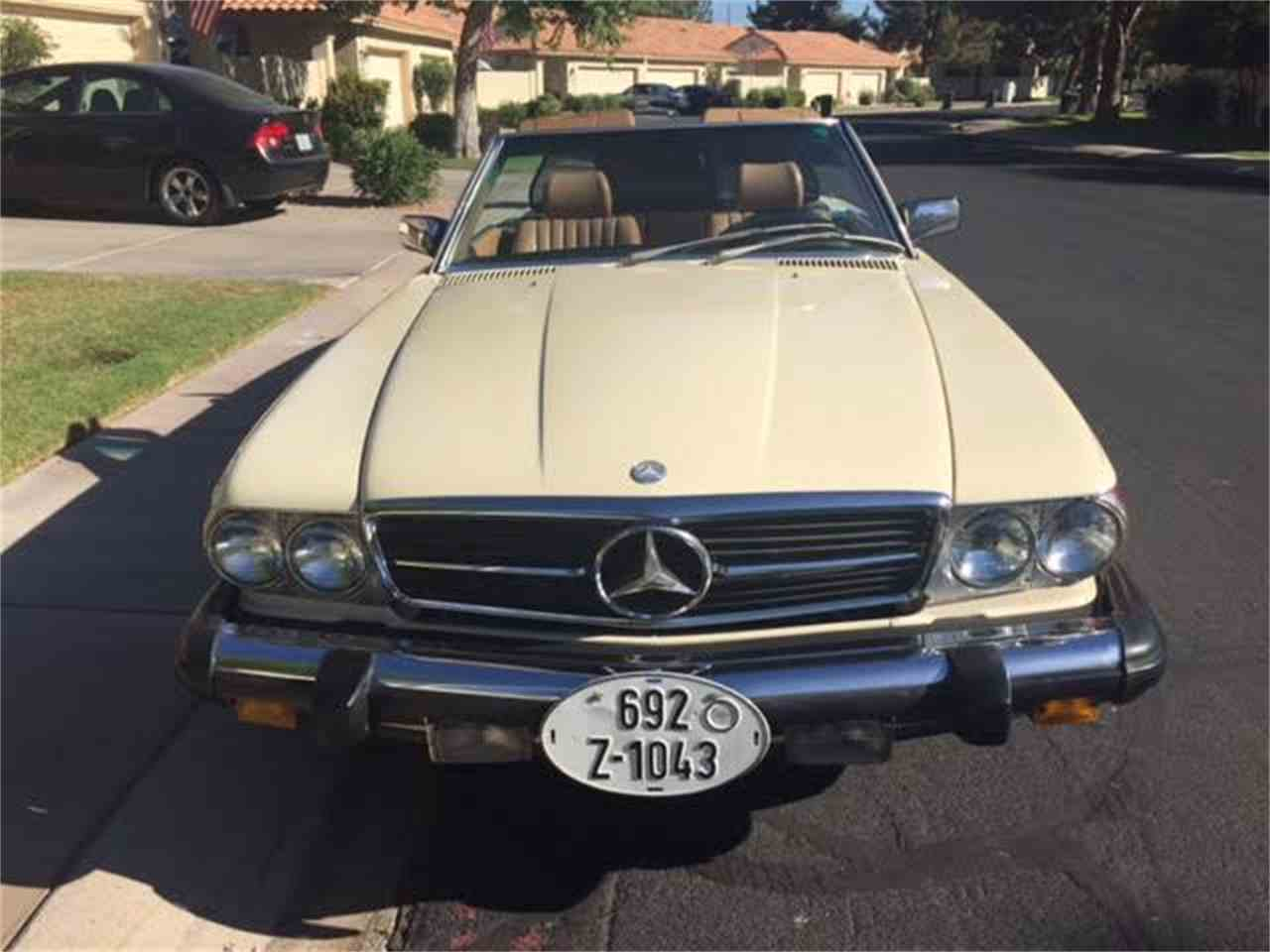 Large Picture of '85 380SL - $7,000.00 Offered by a Private Seller - LEKA