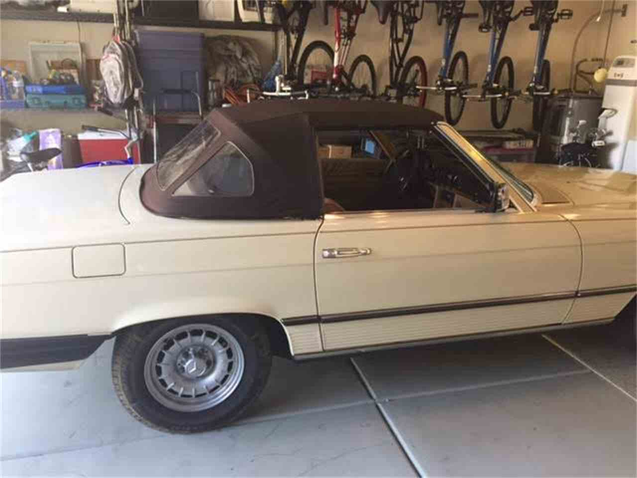 Large Picture of 1985 Mercedes-Benz 380SL located in Arizona - LEKA