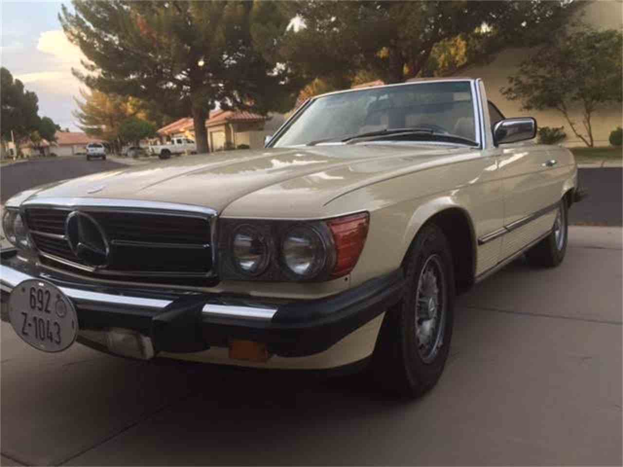 Large Picture of 1985 380SL located in Arizona - LEKA