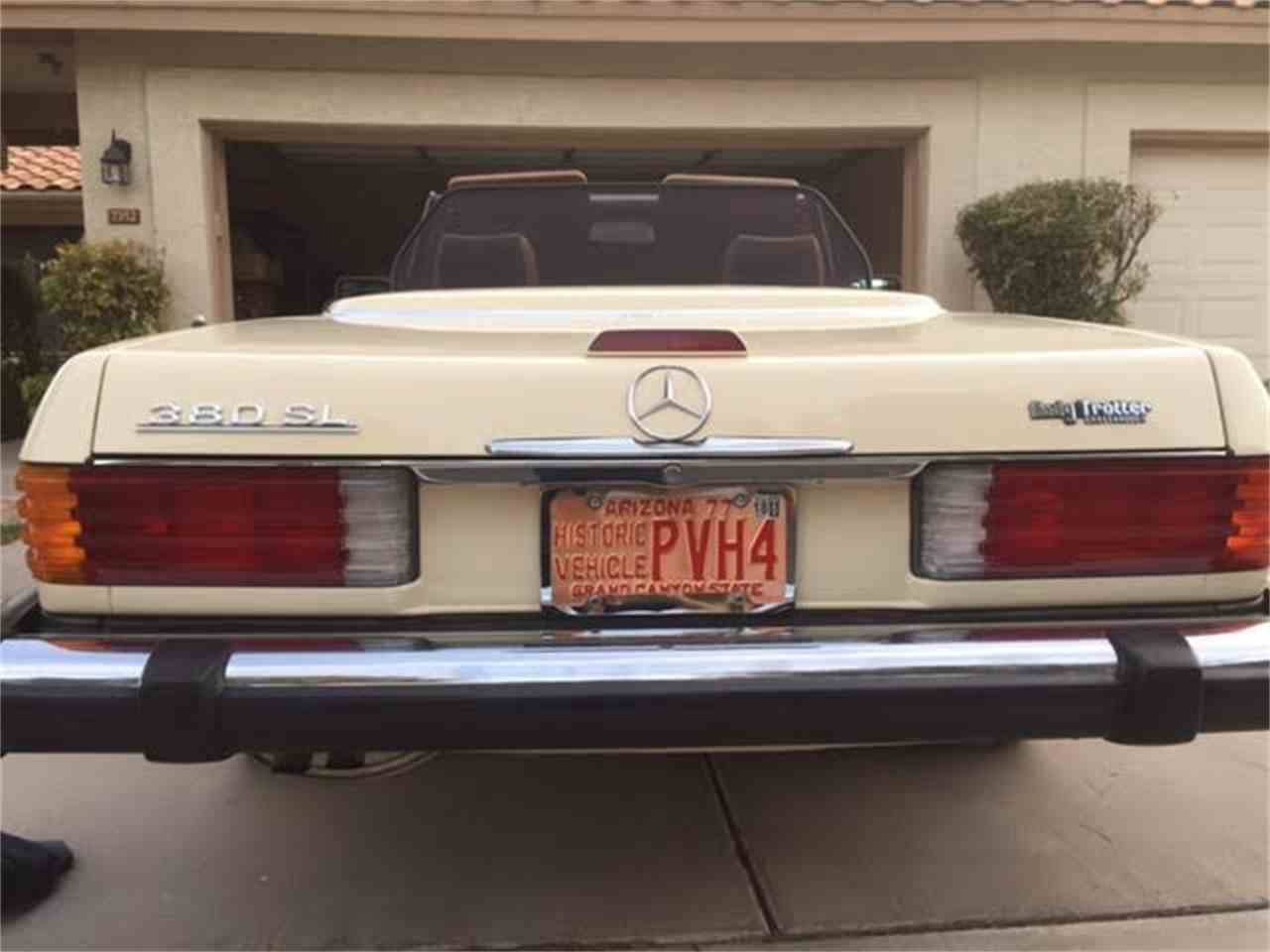 Large Picture of '85 Mercedes-Benz 380SL - $7,000.00 Offered by a Private Seller - LEKA