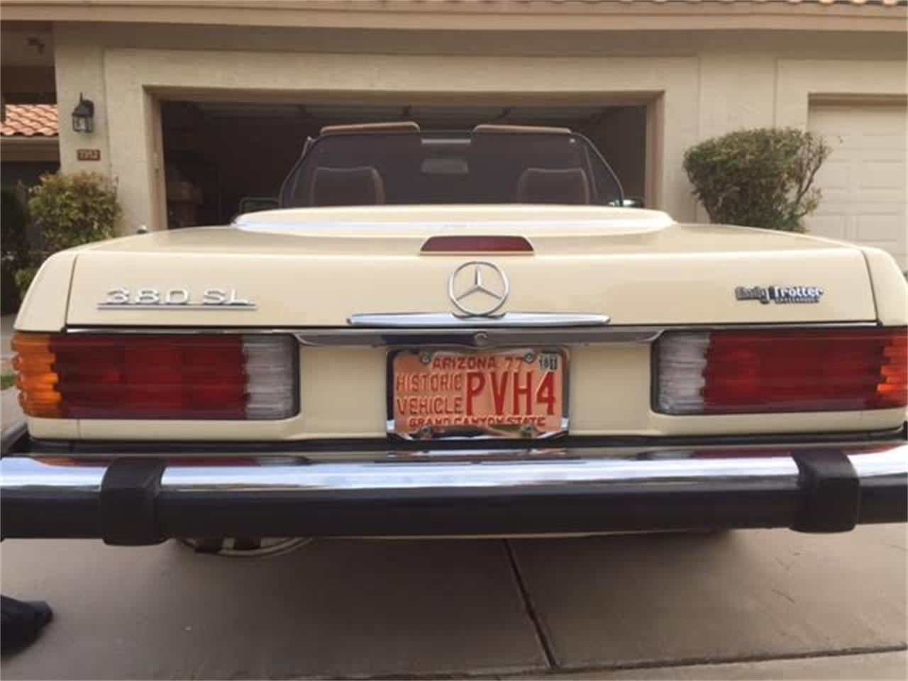 Large Picture of '85 380SL - LEKA