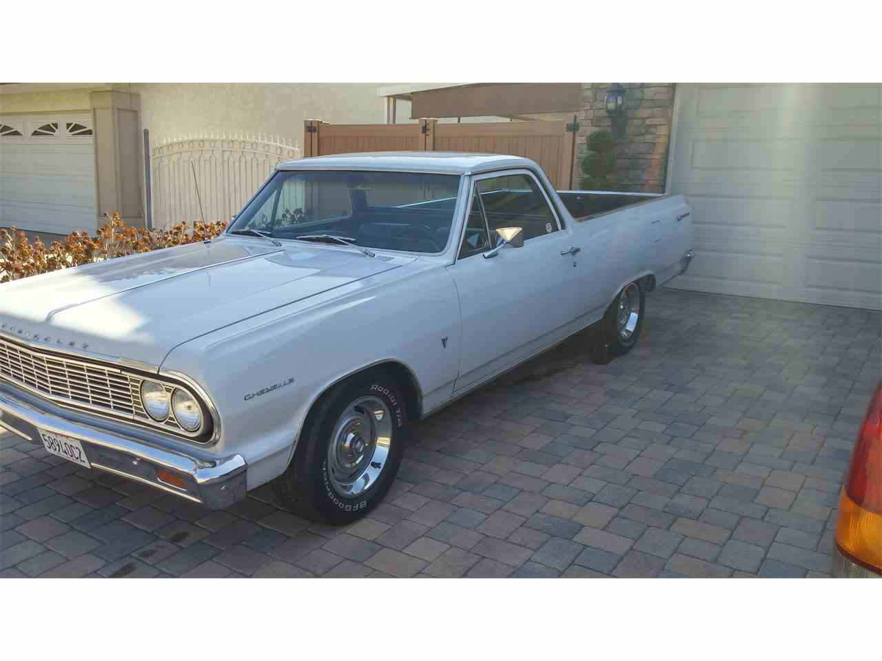 Large Picture of '64 El Camino - LEKF