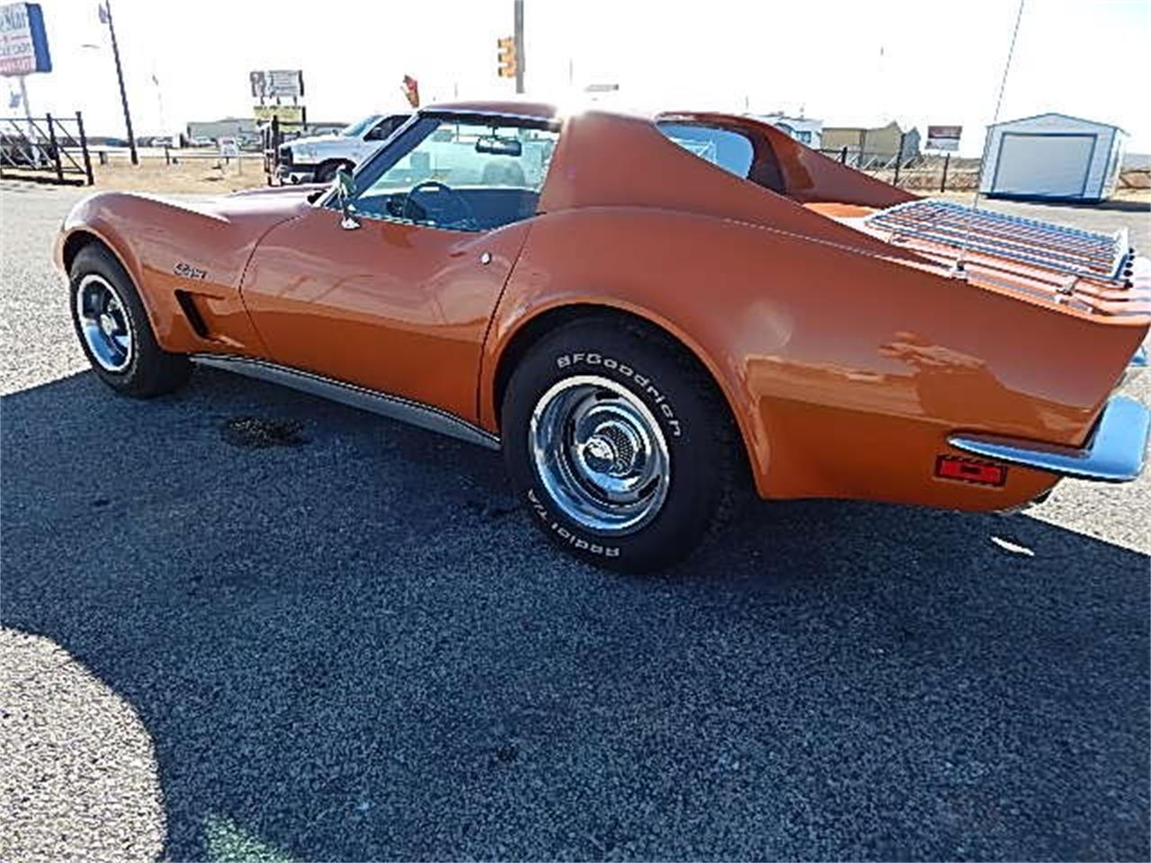 Large Picture of '73 Corvette - L8K2