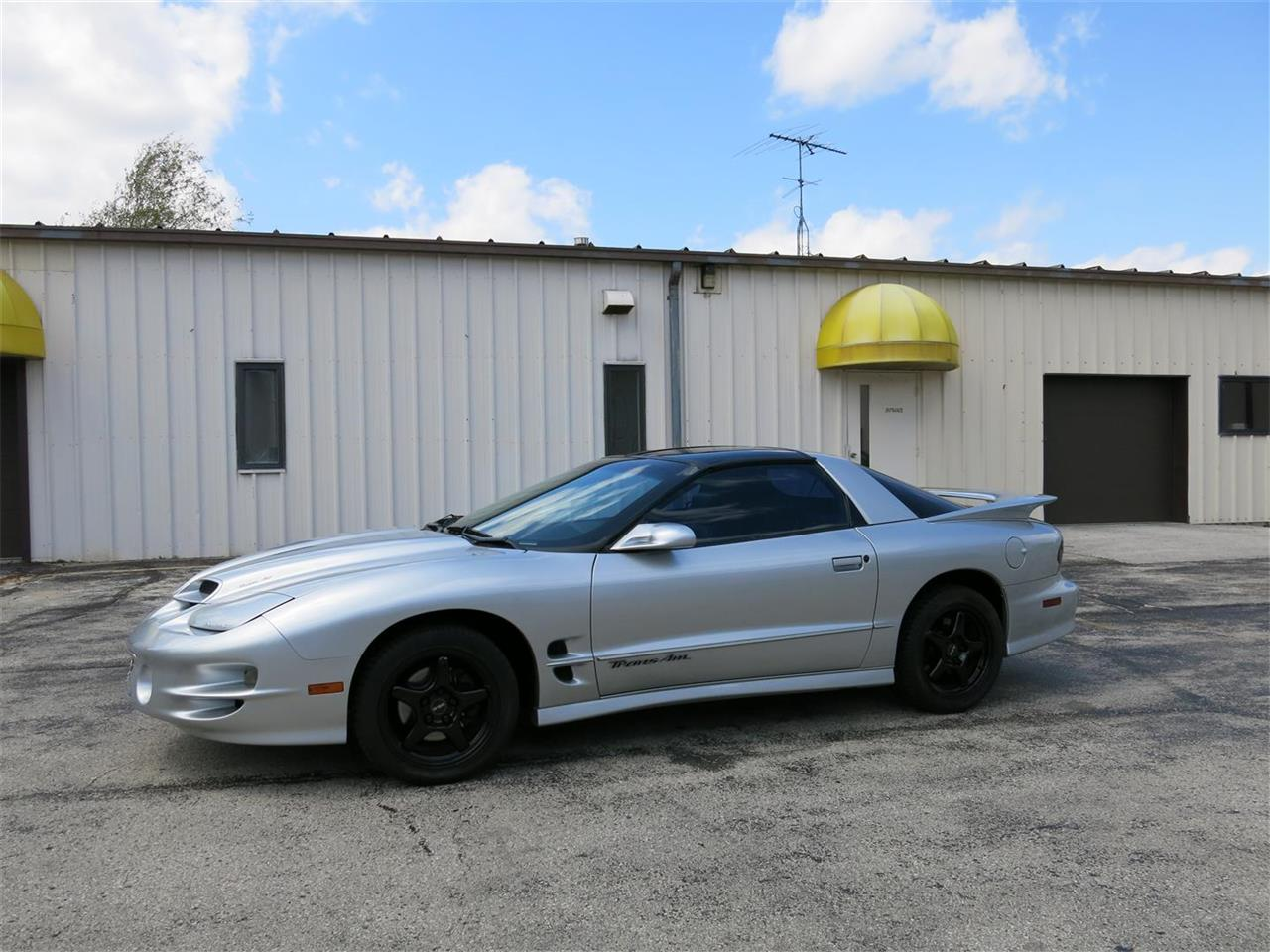 Large Picture of '00 Pontiac Firebird Trans Am WS6 located in Manitowoc Wisconsin Offered by Diversion Motors - LEKM