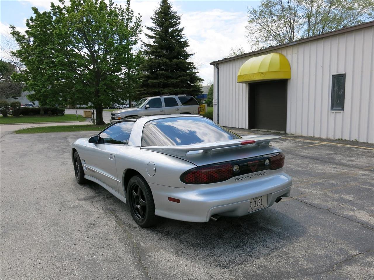 Large Picture of 2000 Pontiac Firebird Trans Am WS6 located in Wisconsin - LEKM