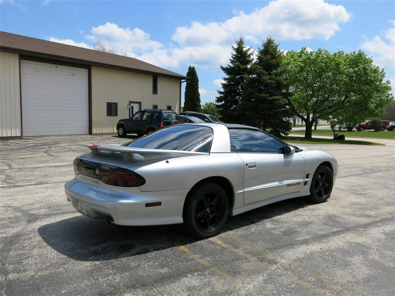 Large Picture of 2000 Pontiac Firebird Trans Am WS6 located in Manitowoc Wisconsin - $11,000.00 - LEKM