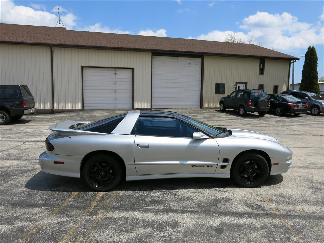 Large Picture of '00 Pontiac Firebird Trans Am WS6 located in Wisconsin - $11,000.00 - LEKM