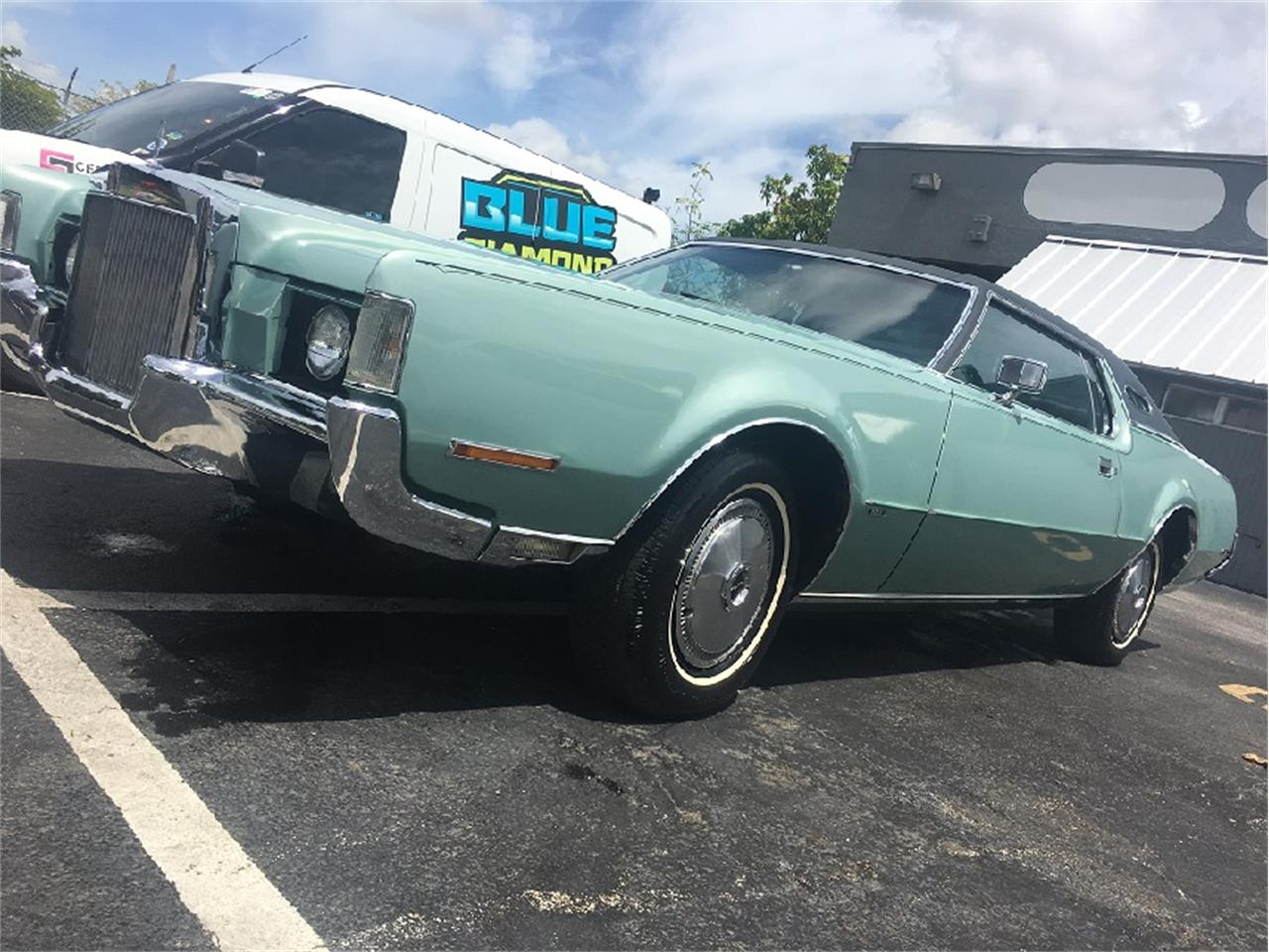 Large Picture of '72 Lincoln Continental Mark IV - LEKY