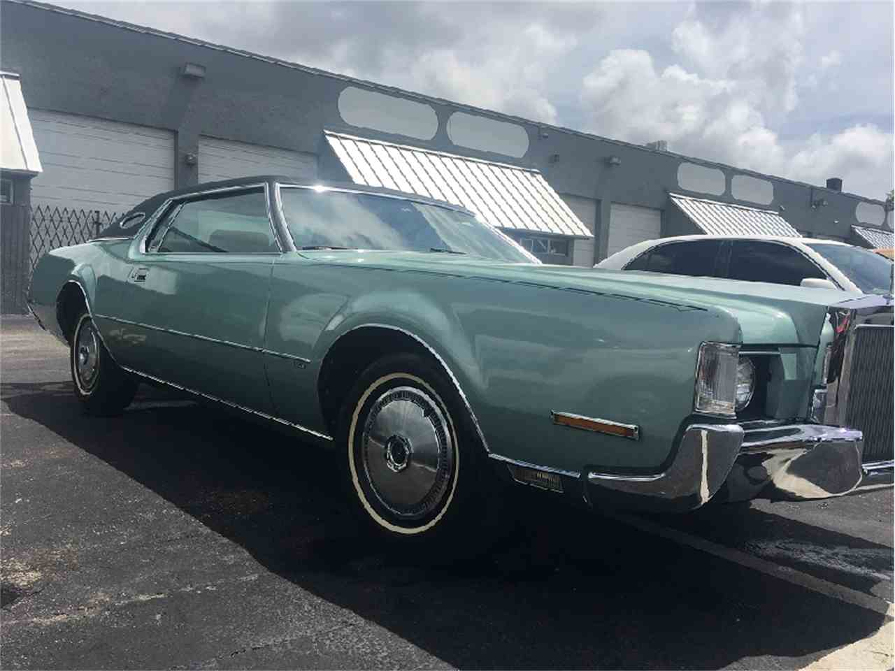 1972 Lincoln Continental Mark IV for Sale | ClassicCars.com | CC-998674