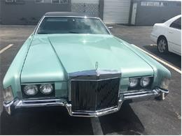 Picture of '72 Lincoln Continental Mark IV located in Miami Florida - $15,500.00 - LEKY
