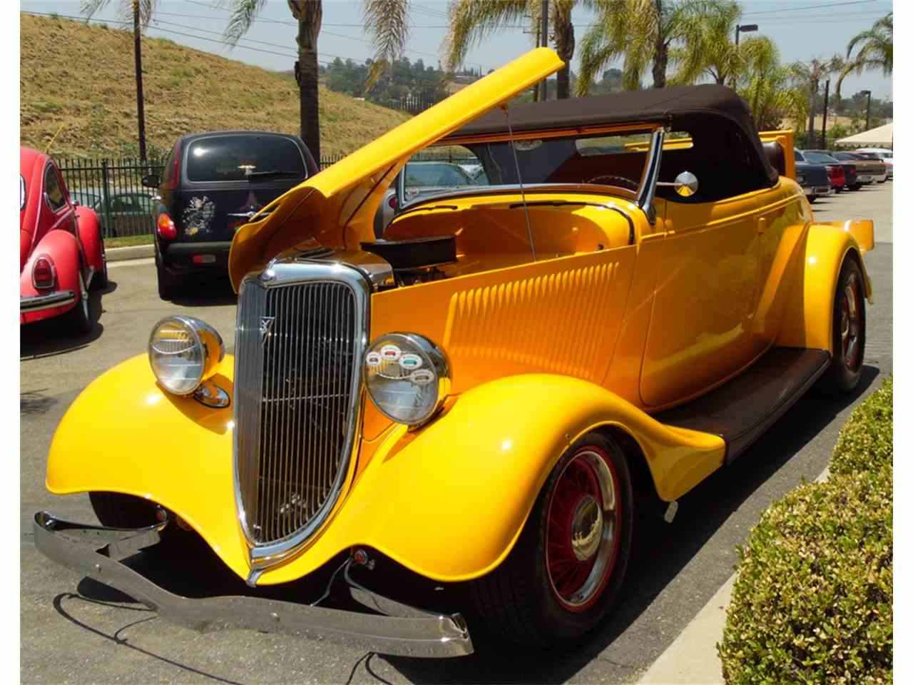 1934 Ford Roadster for Sale | ClassicCars.com | CC-998679