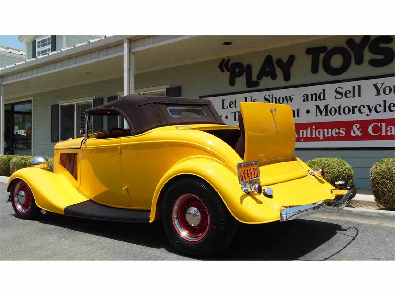 Large Picture of '34 Roadster - LEL3