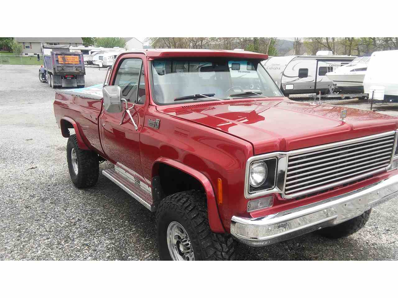 Large Picture of '77 Pickup - LEL4
