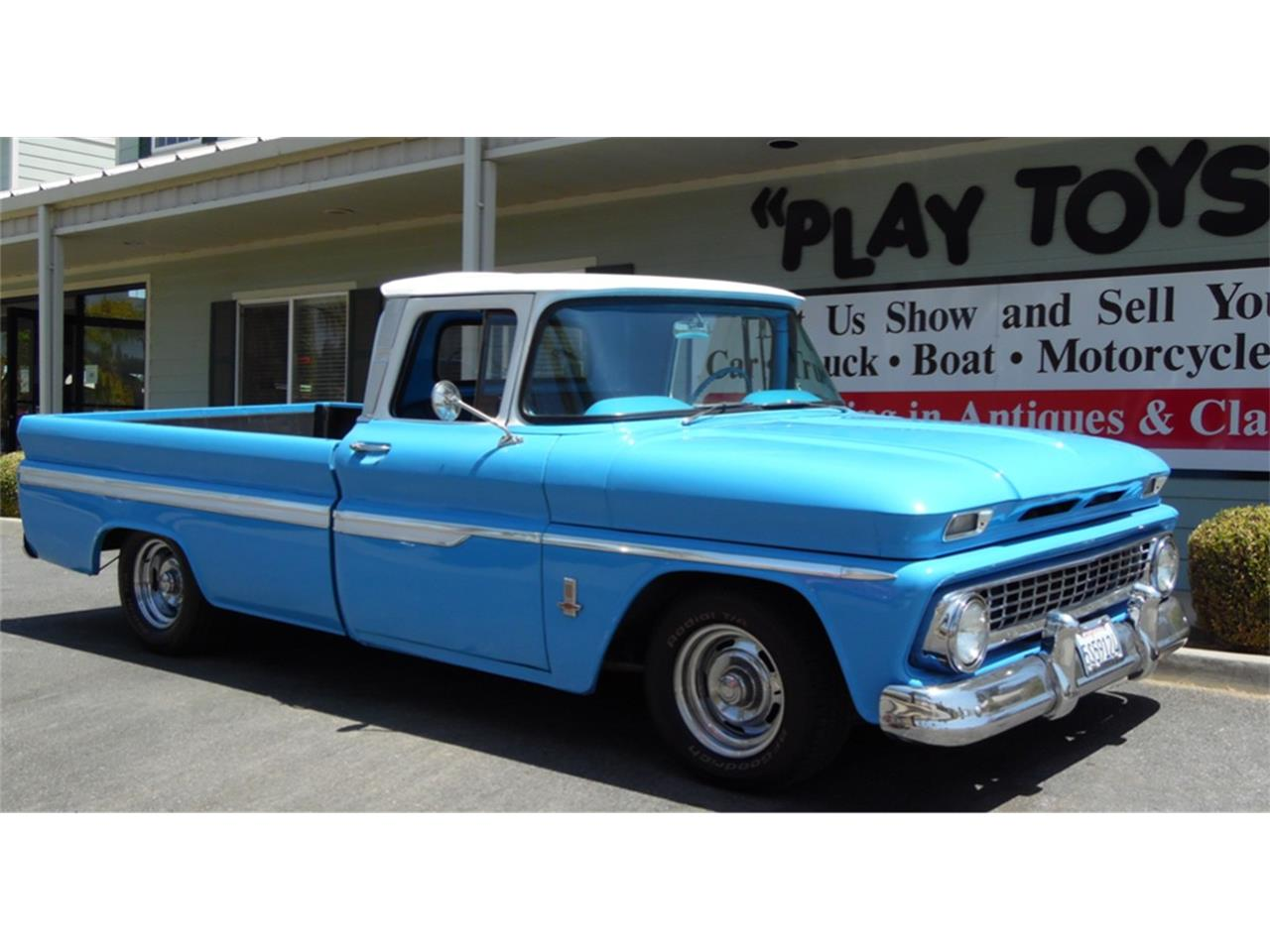 Large Picture of '63 C/K 10 - LELA