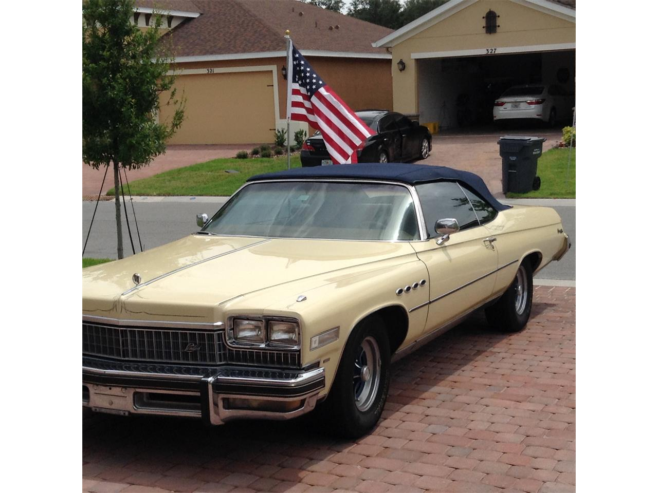 Large Picture of '75 Buick Electra located in Florida Offered by a Private Seller - LEM0