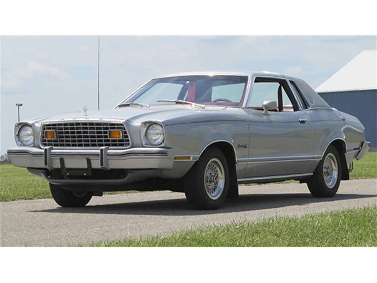Large picture of 76 mustang ii ghia lemc