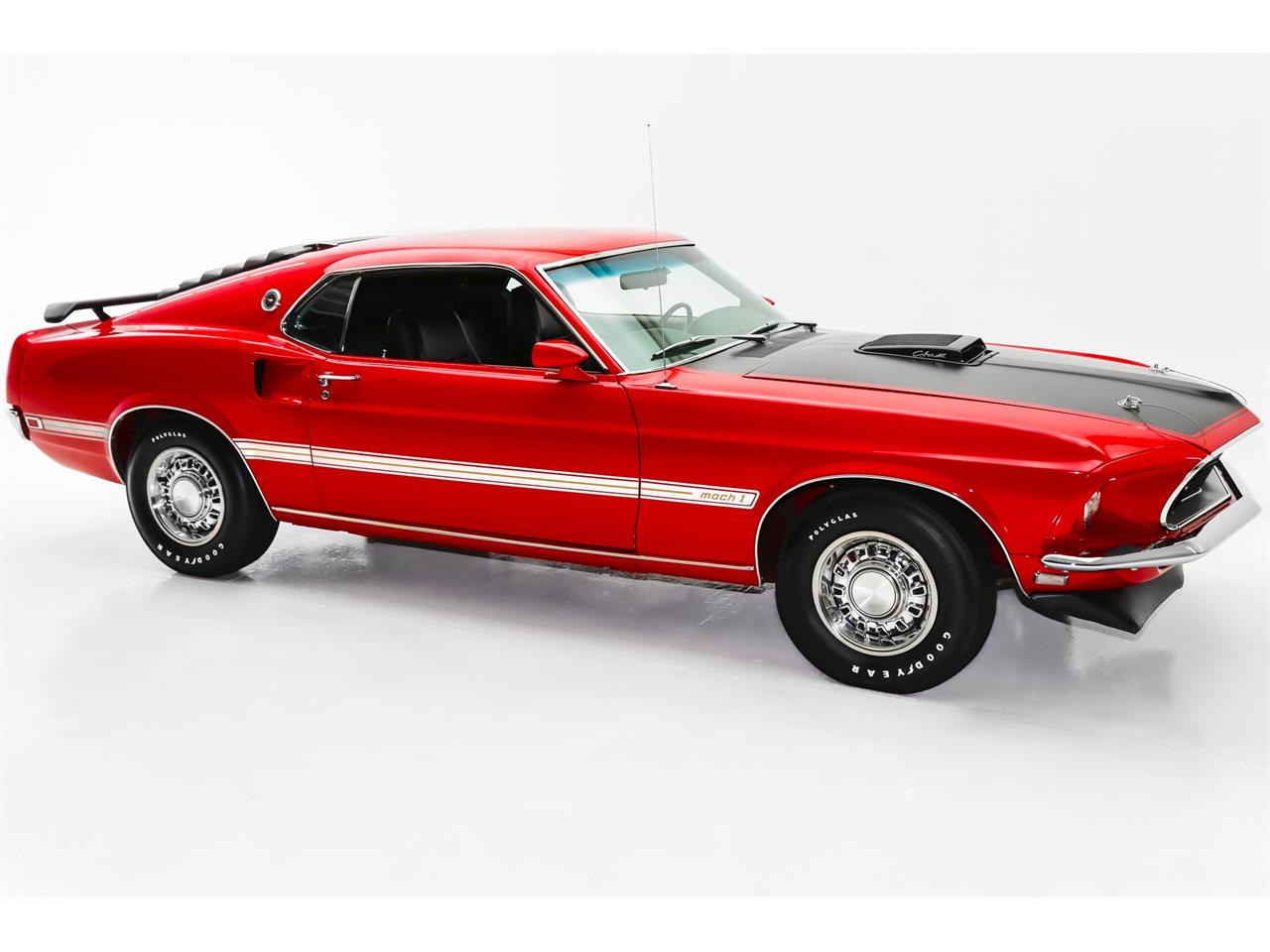 Large Picture of 1969 Ford Mustang - $69,900.00 - LEMI