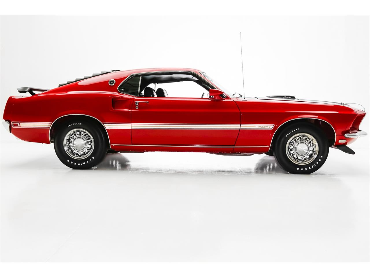 Large Picture of '69 Ford Mustang - $69,900.00 - LEMI