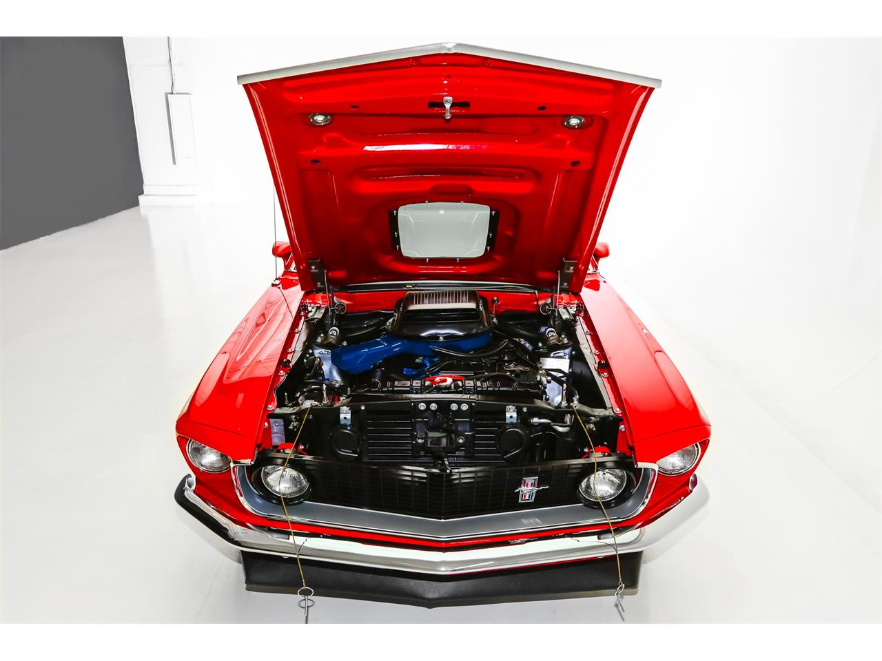 Large Picture of 1969 Ford Mustang located in Des Moines Iowa - LEMI