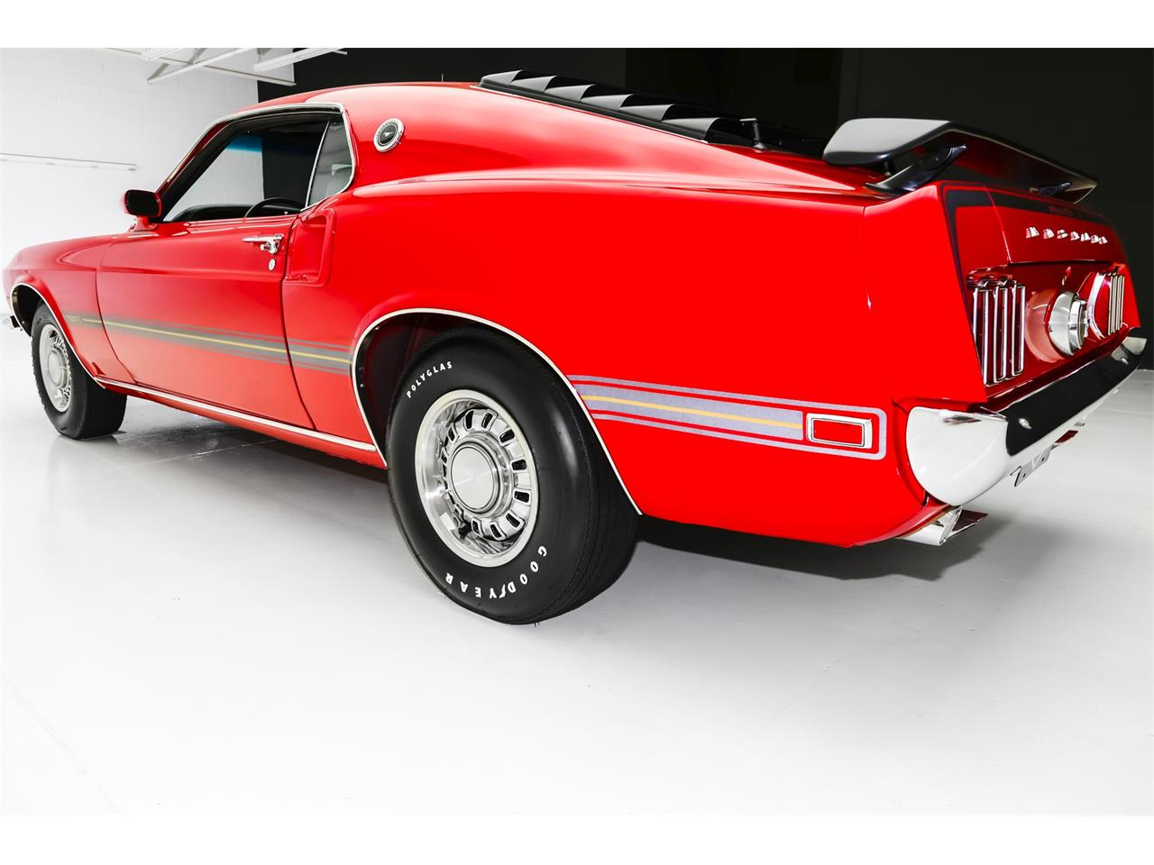 Large Picture of Classic '69 Ford Mustang - LEMI