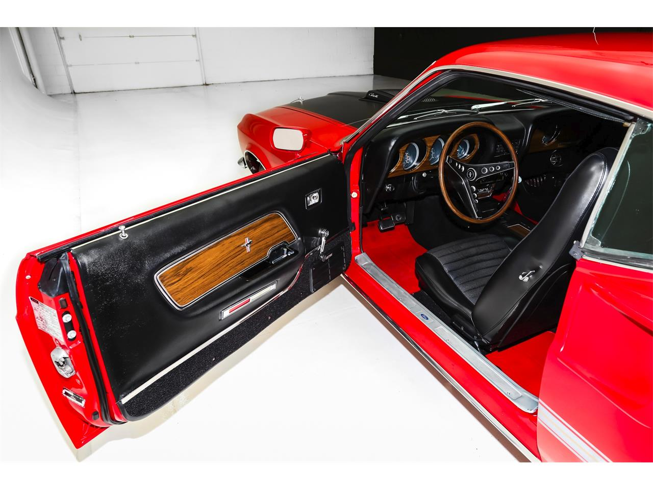 Large Picture of 1969 Mustang located in Iowa - $69,900.00 - LEMI