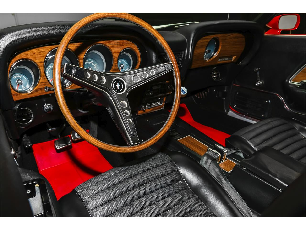 Large Picture of Classic '69 Mustang located in Iowa Offered by American Dream Machines - LEMI