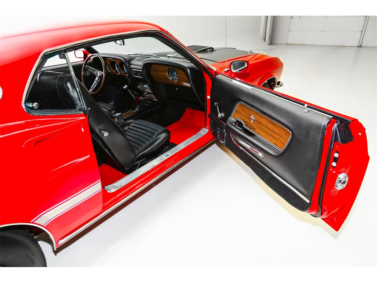 Large Picture of 1969 Mustang located in Des Moines Iowa Offered by American Dream Machines - LEMI