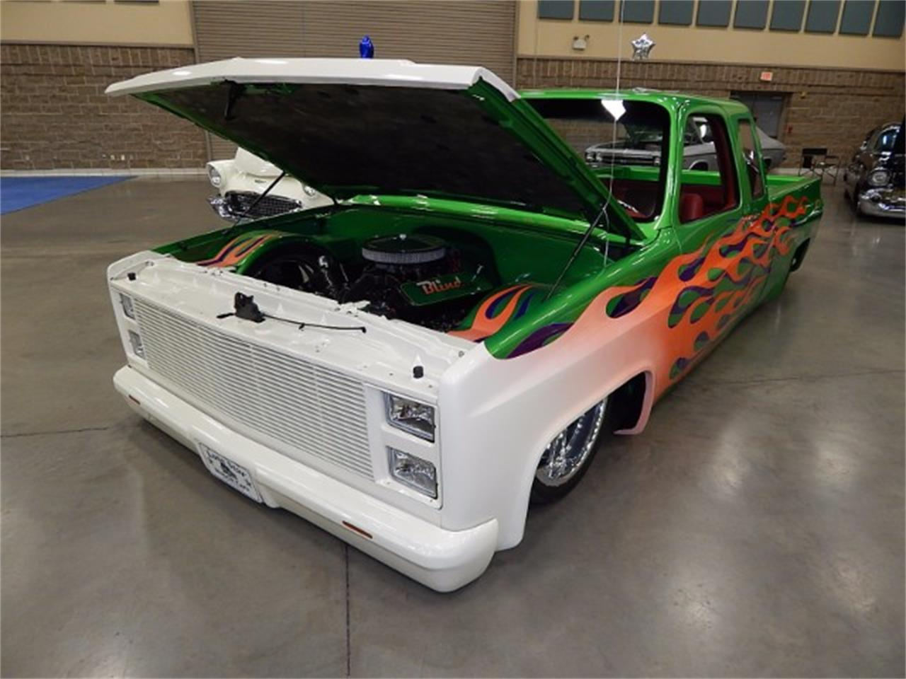 Large Picture of '85 Chevrolet C/K 1500 located in Wichita Falls Texas - $59,900.00 Offered by Lone Star Muscle Cars - L8KA