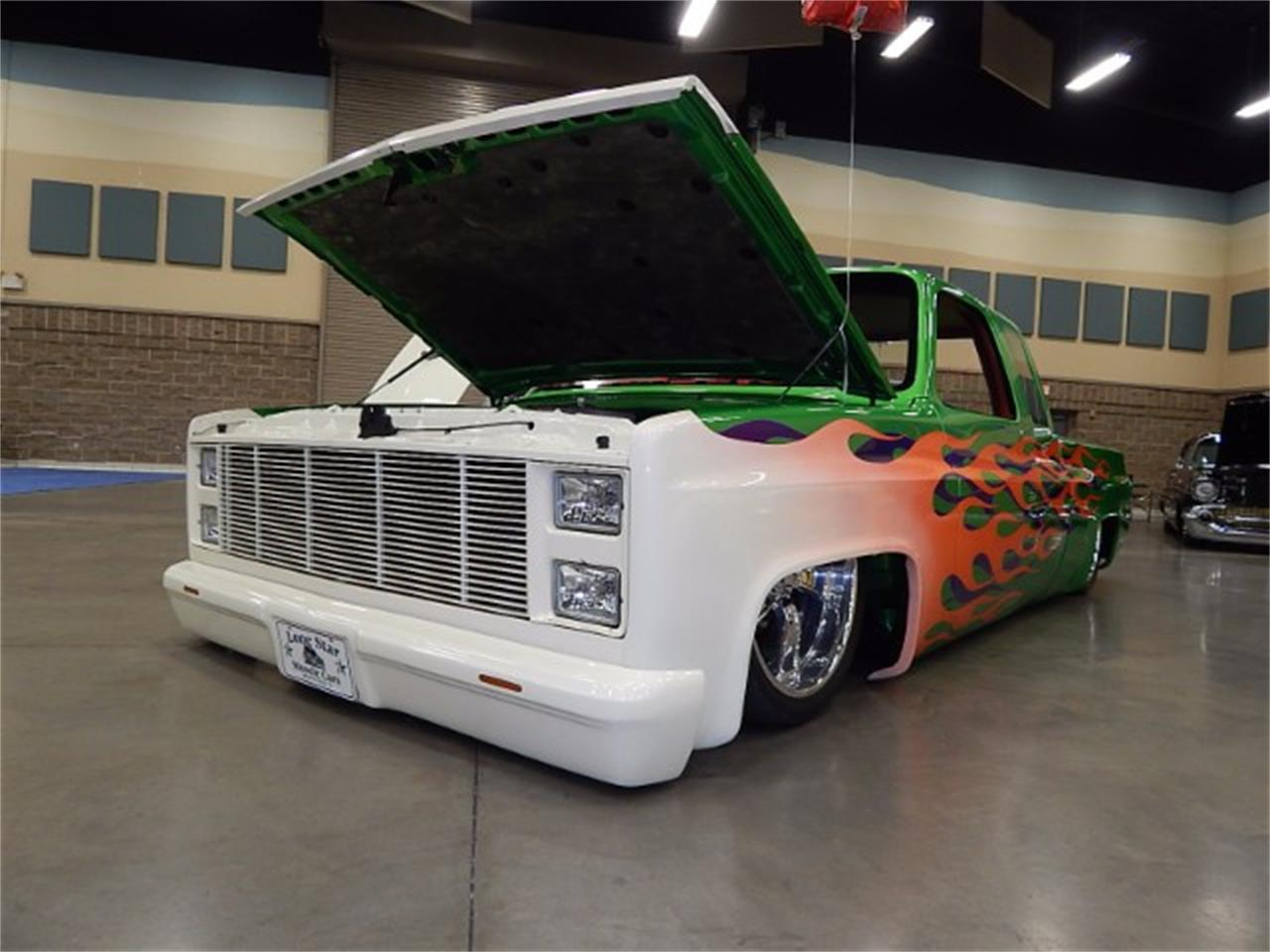 Large Picture of '85 C/K 1500 located in Texas Offered by Lone Star Muscle Cars - L8KA