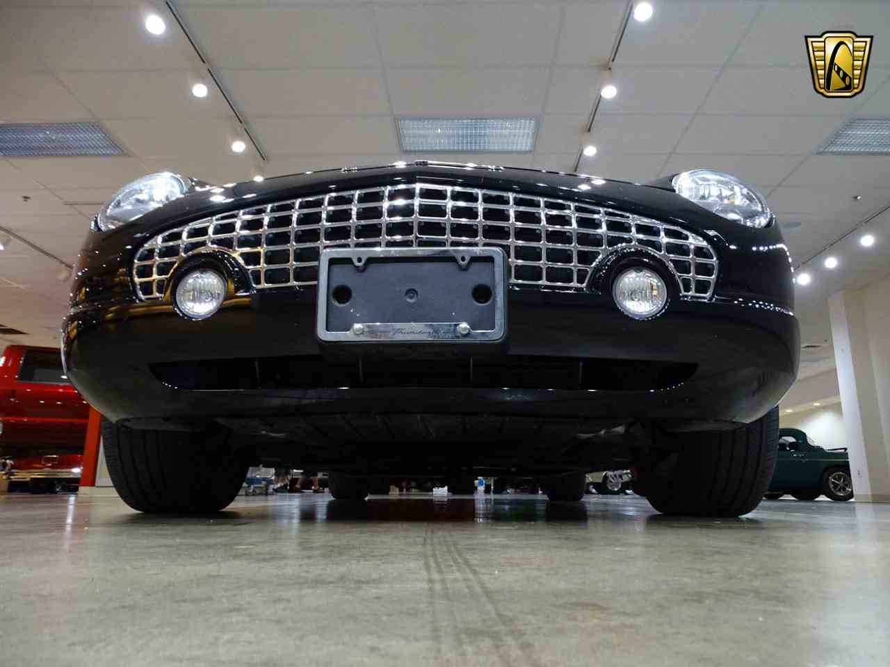 Large Picture of '02 Thunderbird Offered by Gateway Classic Cars - St. Louis - LEN7