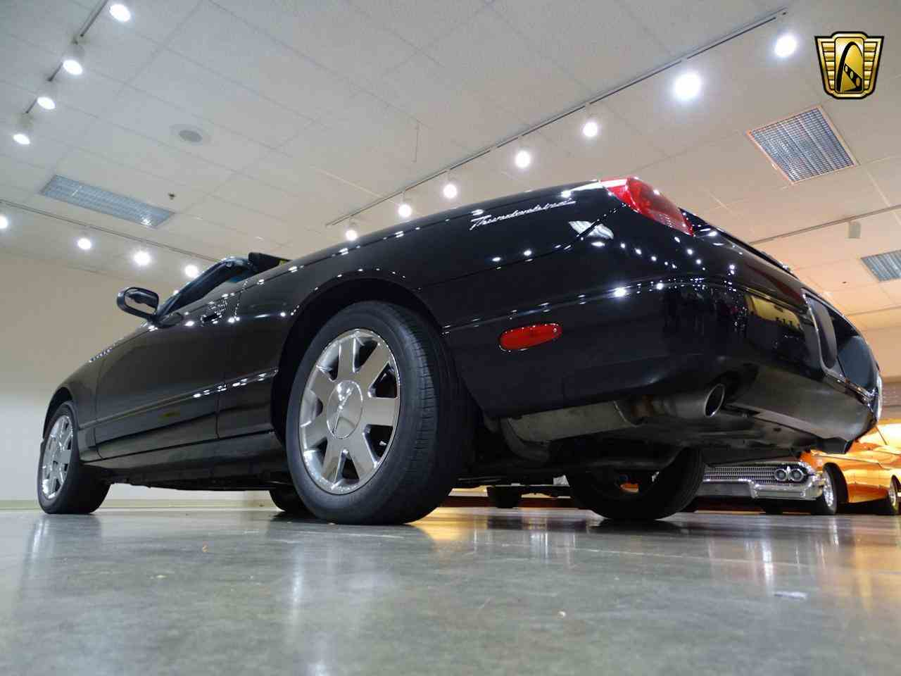 Large Picture of 2002 Ford Thunderbird - $19,595.00 - LEN7