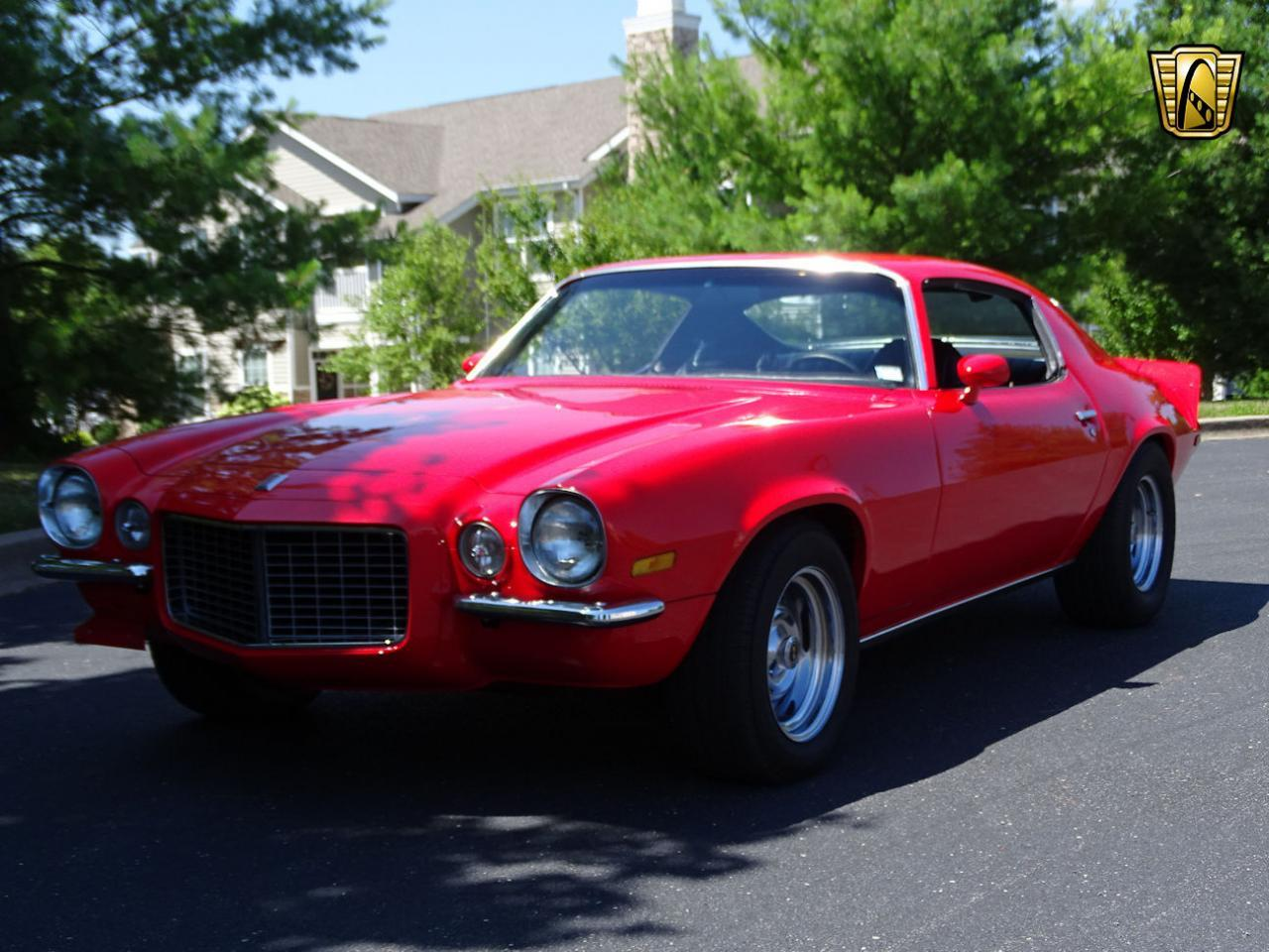 Large Picture of '73 Camaro - LEN8