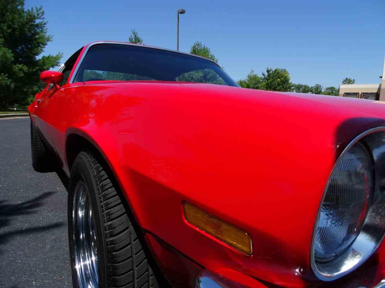 Large Picture of '73 Camaro - LEN8