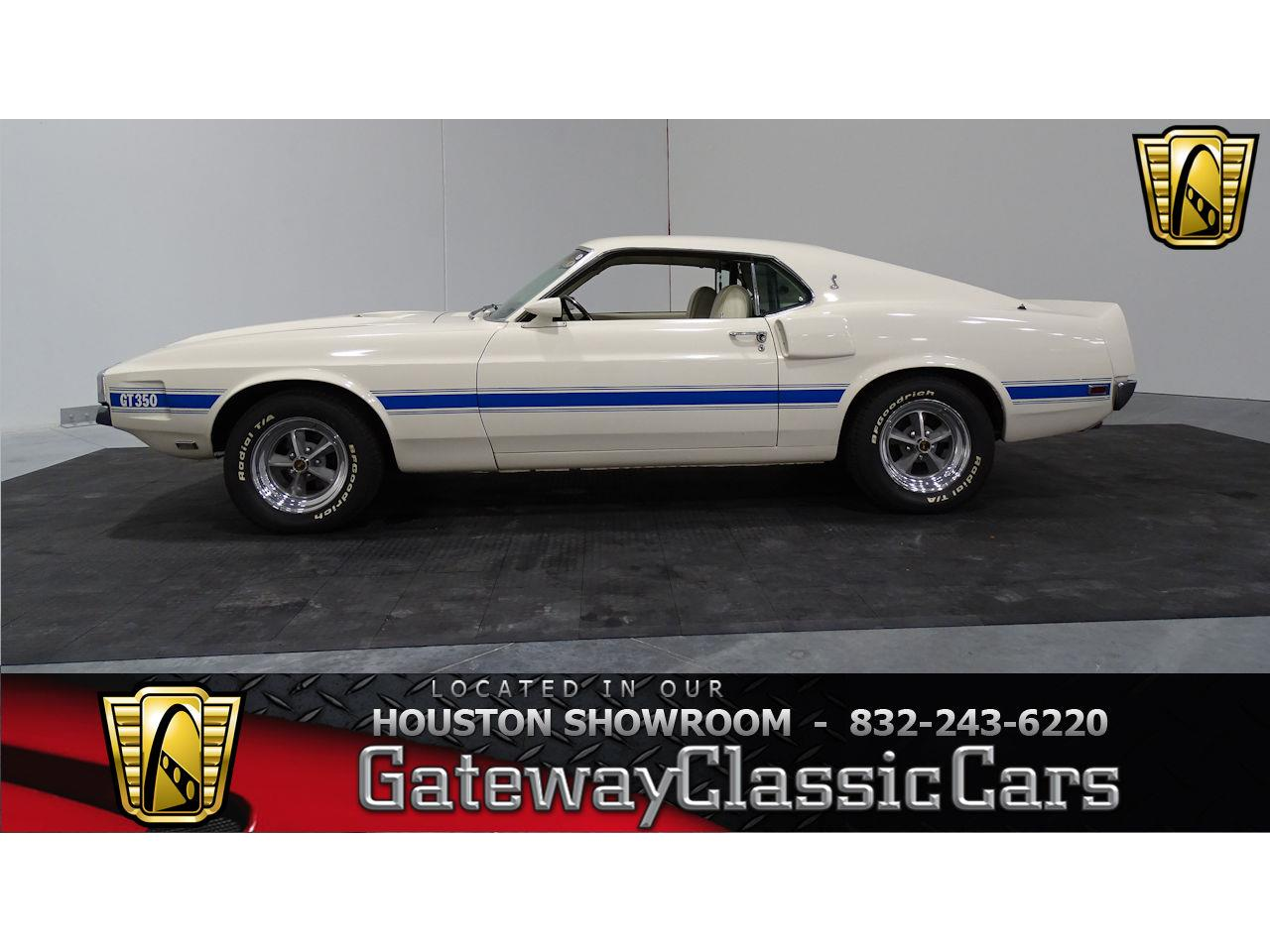 Large Picture of '69 Mustang - LENE