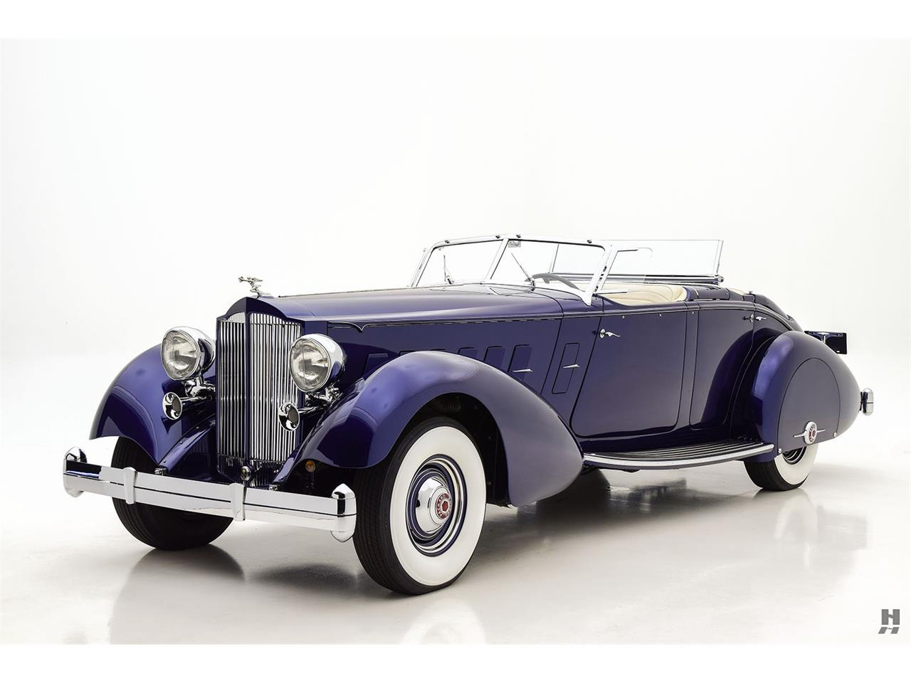 Large Picture of 1937 Packard Twelve located in Missouri - $490,000.00 Offered by Hyman Ltd. Classic Cars - LENK