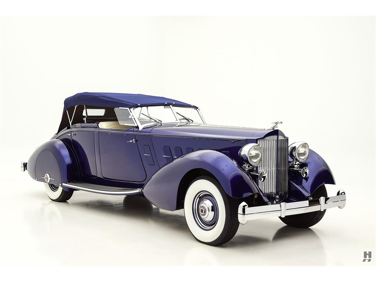 Large Picture of Classic 1937 Packard Twelve Offered by Hyman Ltd. Classic Cars - LENK