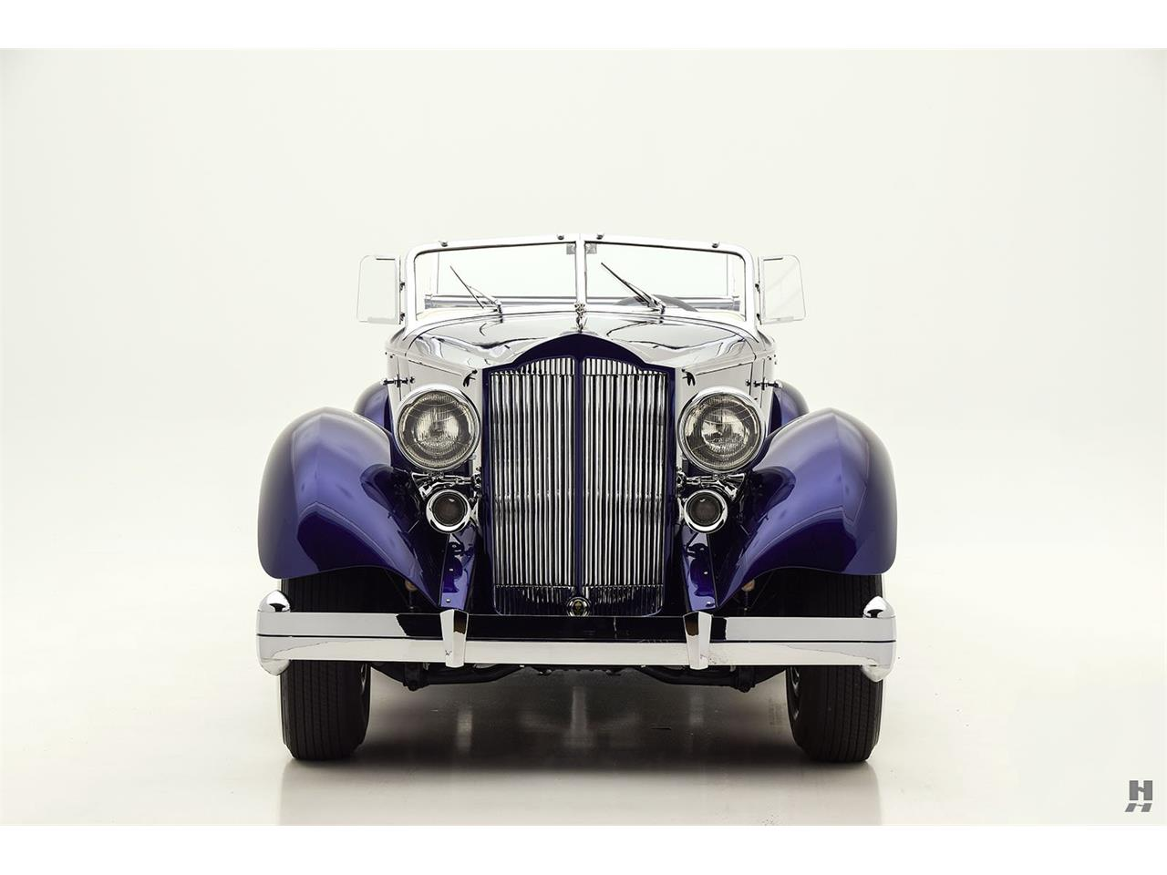 Large Picture of Classic '37 Packard Twelve - $490,000.00 - LENK