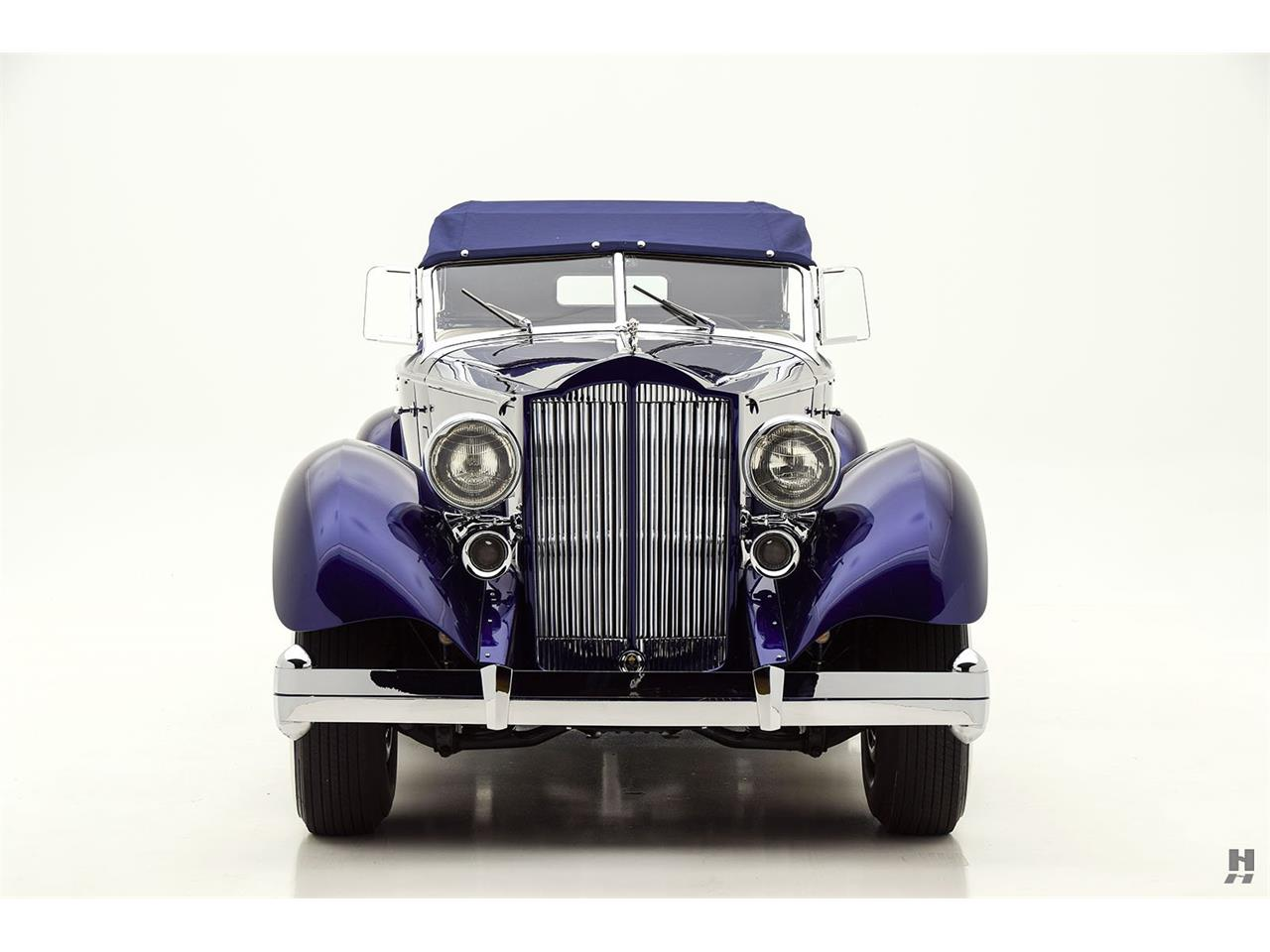 Large Picture of '37 Packard Twelve Offered by Hyman Ltd. Classic Cars - LENK