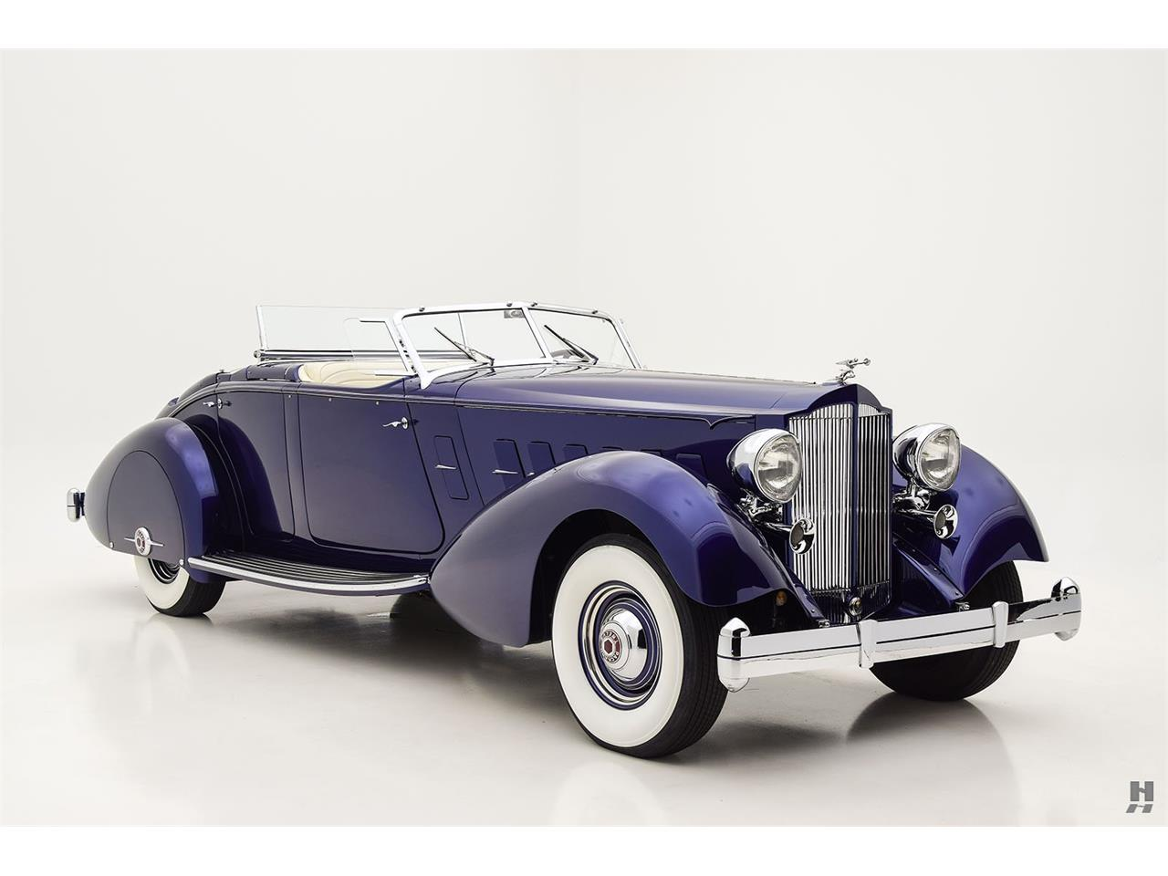 Large Picture of Classic 1937 Packard Twelve located in Saint Louis Missouri Offered by Hyman Ltd. Classic Cars - LENK