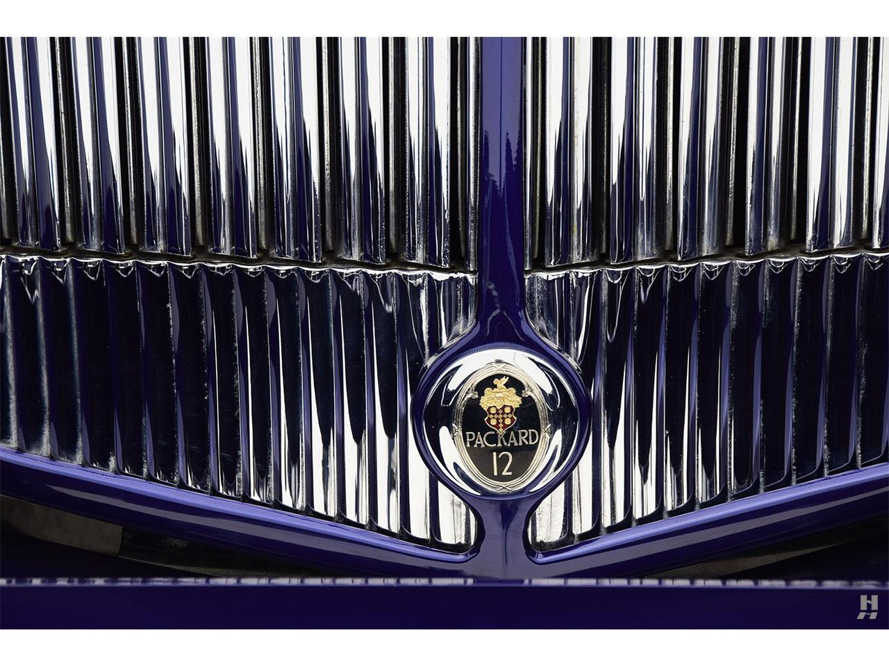 Large Picture of Classic '37 Packard Twelve located in Saint Louis Missouri Offered by Hyman Ltd. Classic Cars - LENK