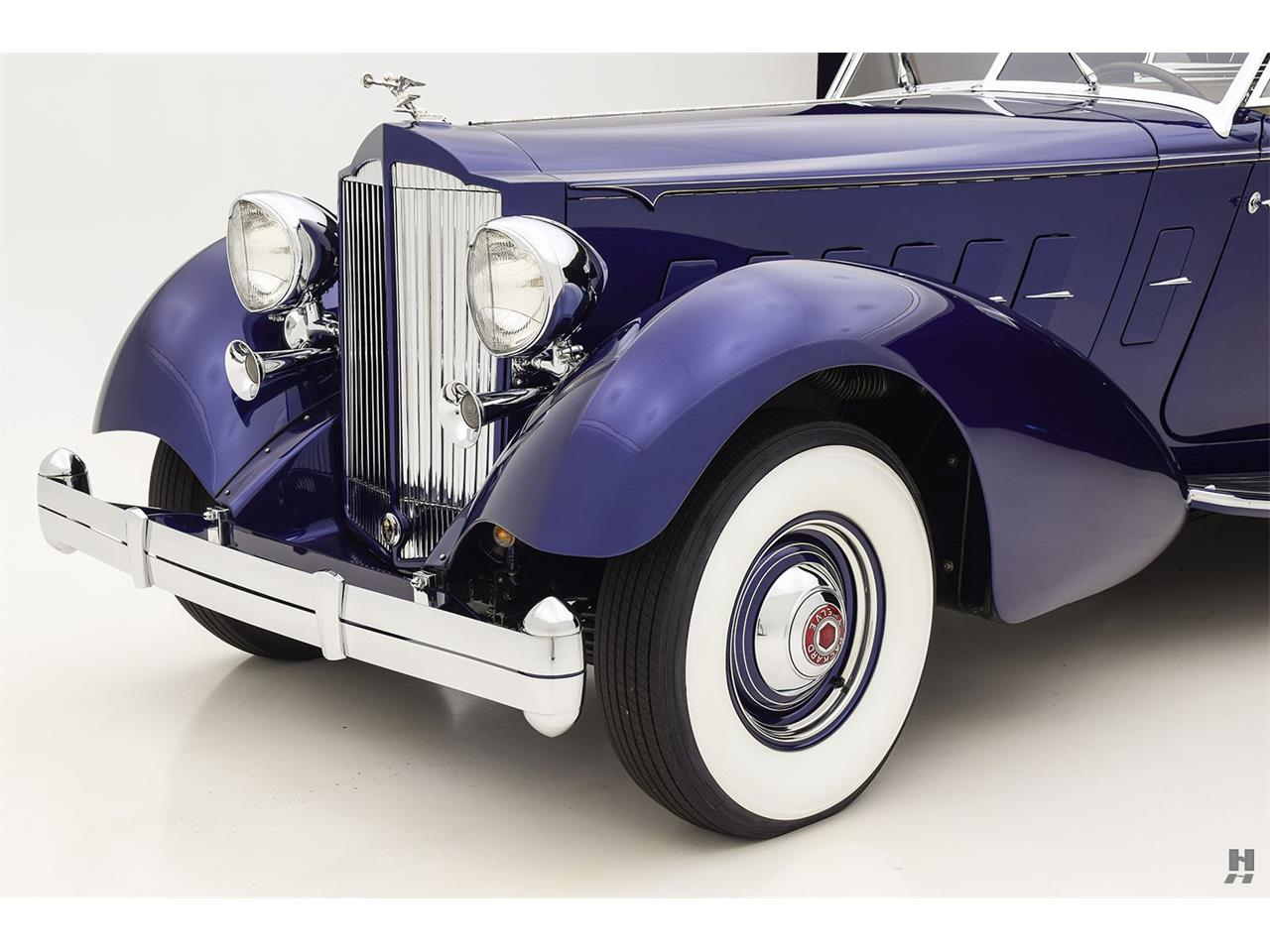 Large Picture of Classic 1937 Packard Twelve located in Saint Louis Missouri - $490,000.00 - LENK