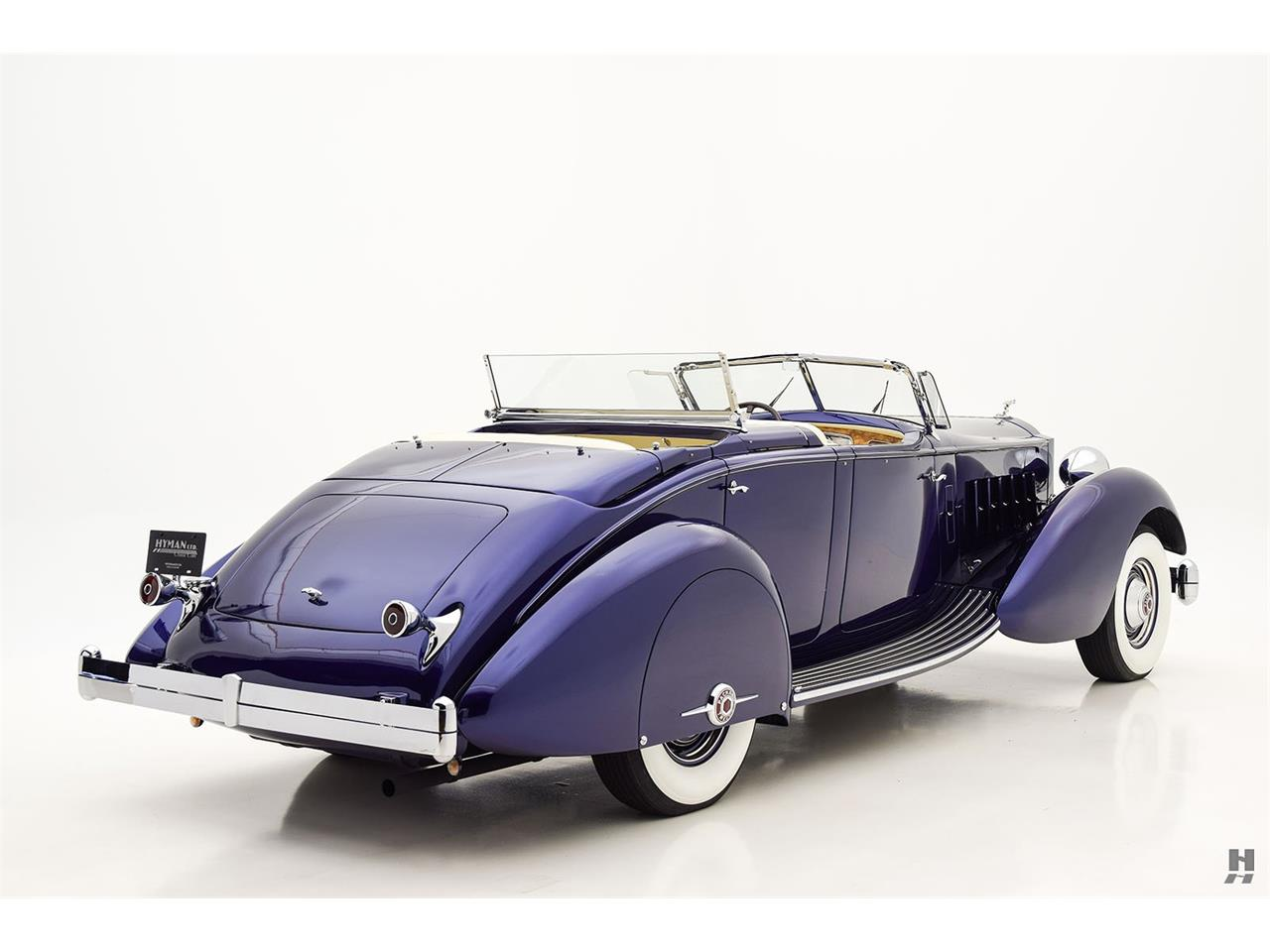 Large Picture of 1937 Packard Twelve - LENK